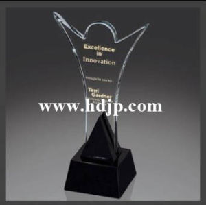 Glass Award Trophy (HDJB2116)