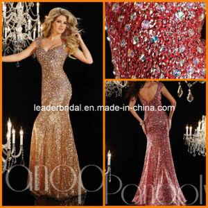 Mermaid Evening Dresses Rhinestones Sequins Prom Dress P14642 pictures & photos