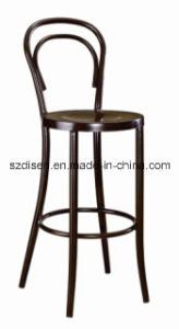 Aluminum Thonet Bar Stool for Restaurant and Kitchen (DS-M107B) pictures & photos