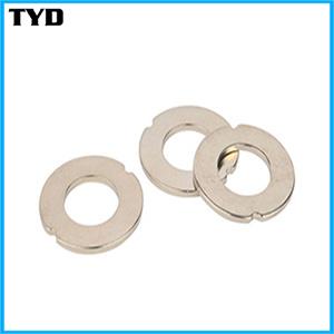 Ring Sintered Neodymium Magnet N35