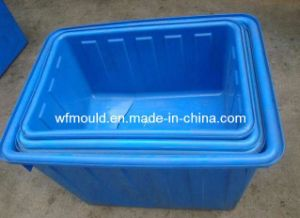 Plastic Injection Crate