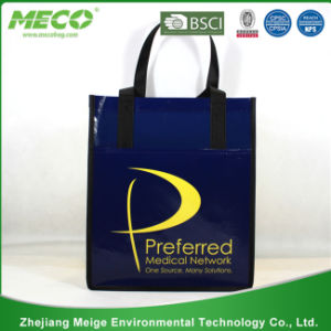 Wholesale Reusable PP Handle Shopping Bag (MECO170) pictures & photos