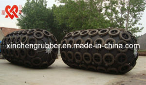 Anti-Collision Ship to Dock Pneumatic Rubber Fender (XC131206) pictures & photos