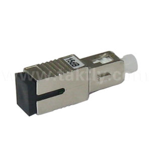 Sc Connector Type Attenuator Singlemode or Multimode pictures & photos