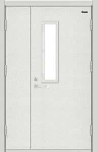 Wooden Fire Door with CE Certificate (MFM-12)