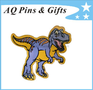Dinosaur Soft PVC Fridge Magnet in Creative Design (FM-04) pictures & photos