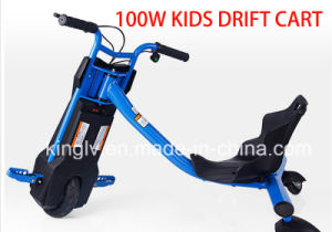 100W Mini Kids Electric Scooter Drift Bike pictures & photos