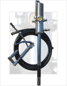 Air-Operated Convenient Grease Pump Kits (GZ-3AW)