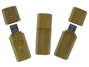 Wooden USB Flash Drive (S-GFM004)