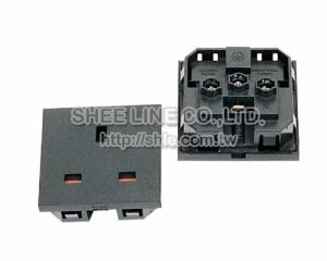 Outlet Socket (SLB-601) pictures & photos