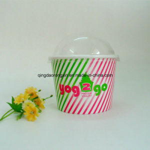 One Side PE Coated Paper for Ice Cream Cup pictures & photos