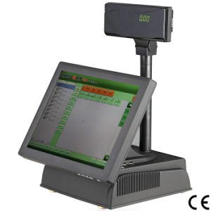 SGS Audited Touchscreen POS System/POS Terminal