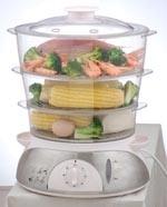 Mechanical Food Steamer (FS-900BM)