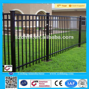 Hot Sale Decorative Wrought Iron Steel Fencing (DH-YA-25)