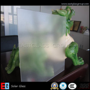 Solar Glass /Solar Panel Glass /Low Iron Solar Glass (EGSO020)