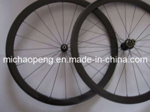 Carbon Road Bicycle Wheel Set (38mm Clincher)
