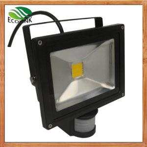 20W LED Flood Light with Sensor (EB-89723) pictures & photos