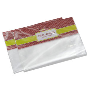 Clear Plastic OPP Bag for Gift Promotion pictures & photos