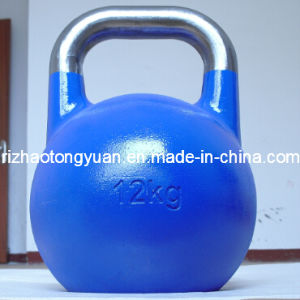 12kg Precision Competition Kettle Bell pictures & photos