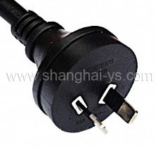 Certificated Power Cord Plug for Australia (YS-07) pictures & photos