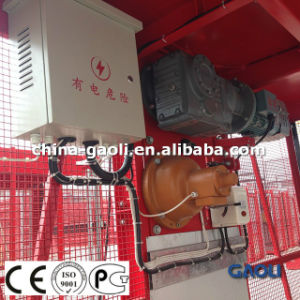 CE & GOST Approved Single Cage Construction Equipment /Lift/Elevator (SC100) pictures & photos