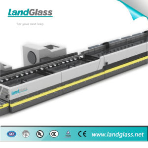 Landglass Jet Convection Double Chamber Flat Glass Toughening Machine pictures & photos
