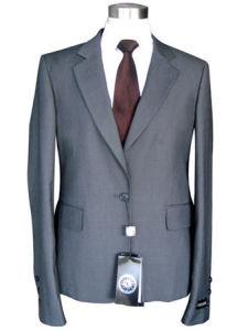Men′s 3 Button Fashion Suit (1878-13)