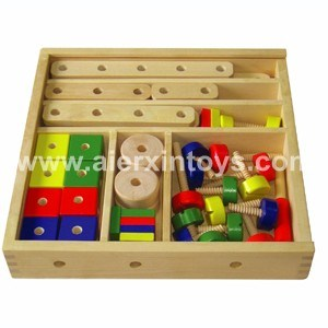 Wooden Construction Toll Toy in Box (81411) pictures & photos