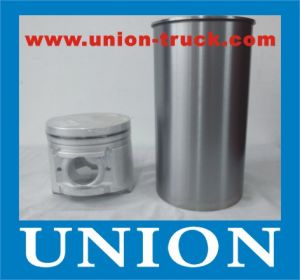 Alfin Ring Piston for Mazda Wl9 Diesel Engine Parts pictures & photos