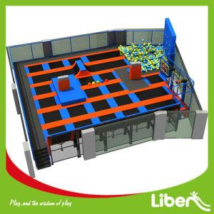 Customized Big Creative Indoor Trampoline Park pictures & photos