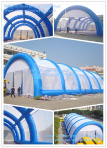Giant Inflatable Arena Paintball Tent pictures & photos