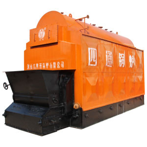 Rice Husk Fired Biomass Boiler (DZH)