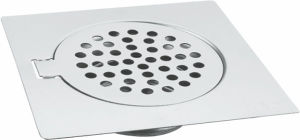 150mm Odour Proof Floor Drain in 304 Stainless Steel