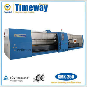 CNC Horizontal Spiral Groove Milling Machine pictures & photos