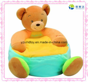Soft Lovley Plush Bear Sofa (XDT-0227) pictures & photos