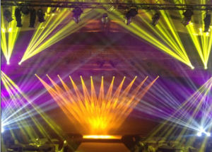 Disco DJ 10r Sharpy Beam Moving Head Stage Effect Light pictures & photos