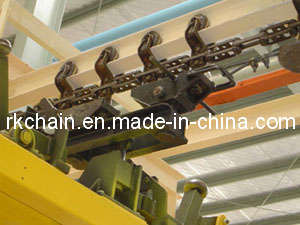 Overhead Chain Conveyor in Various Powder Coating Lines pictures & photos