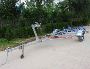 Single Boat Trailer for European Tr0231 pictures & photos