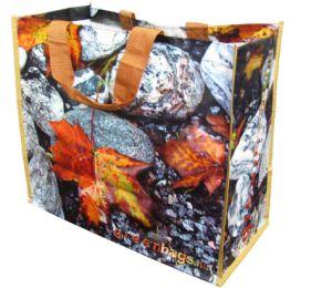 Tote Bag Print Maple Leaf