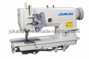 High Speed with Twin-Needle Lockstitch Sewing Machine--Juk845/875