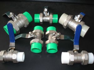 High Quality PPR Union Ball Valve (FQ25014) pictures & photos