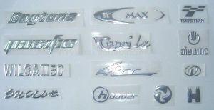 Sticker, Label, Car Logo, Chromeweld Sticker (HX-CI-2) pictures & photos