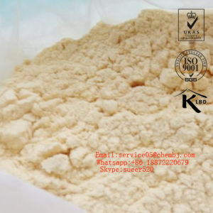 99.3% Purity Ananbolic Steroid Hormone Powder Trenbolone Acetate Tren a pictures & photos