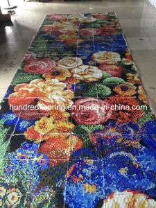 Bisazza Bouquet Mosaic Pattern Tile for Wall Decoration (HMP781) pictures & photos