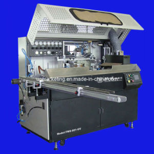 Automatic Cosmetic Bottle Screen Printer