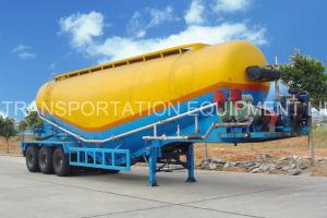 52.5cbm Bulk Powder Tanker Semi Trailer pictures & photos