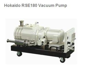 TFT Module Used Hokaido Dry Screw Vacuum Pump (RSE180)