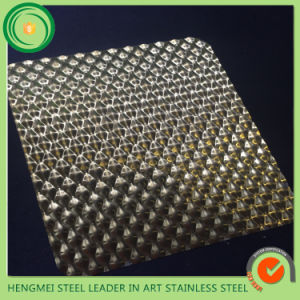 Best Price 430 Stamped Stainless Steel Plate for Inertior Decoration pictures & photos