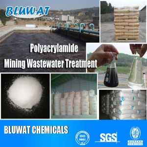 High Viscosity Polyelectrolyte Polymer for Water Treatment pictures & photos