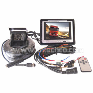 5 Inches Digital LCD Monitor Reverse Camera System